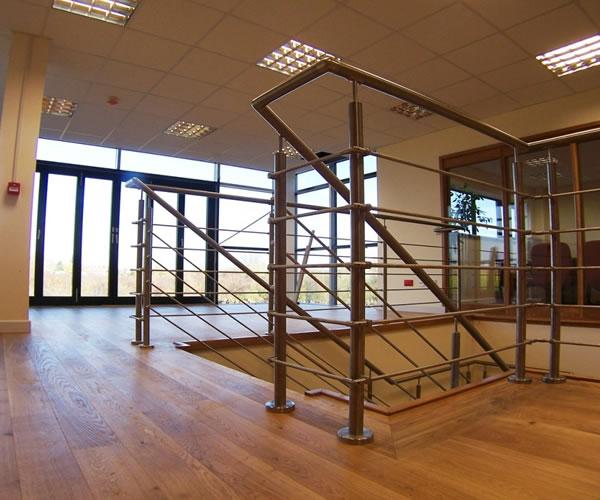 Office Mezzanine Flooring