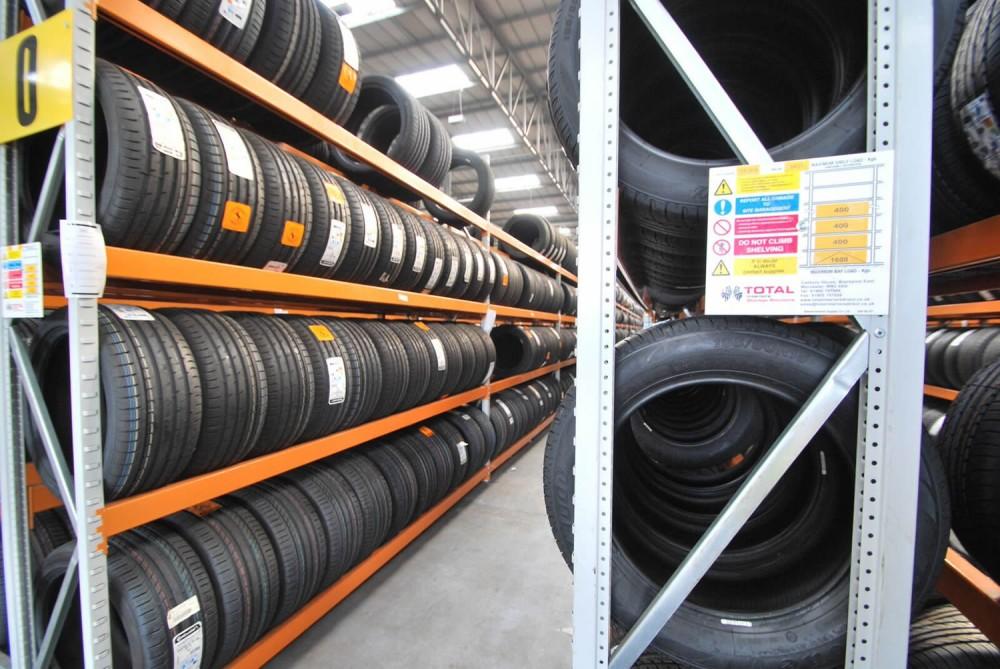 Pallet Racking | Tyre Racking
