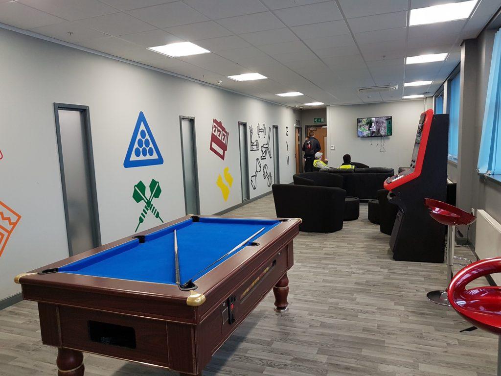 Staff Welfare Facilities