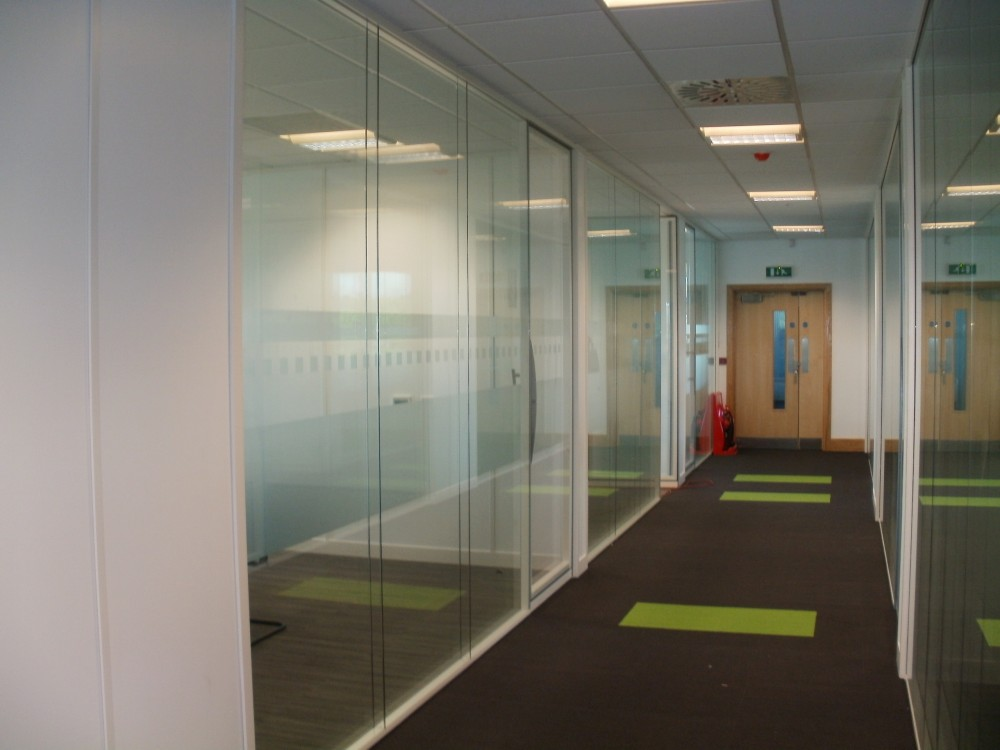 Interiors Office Design | Partitioning