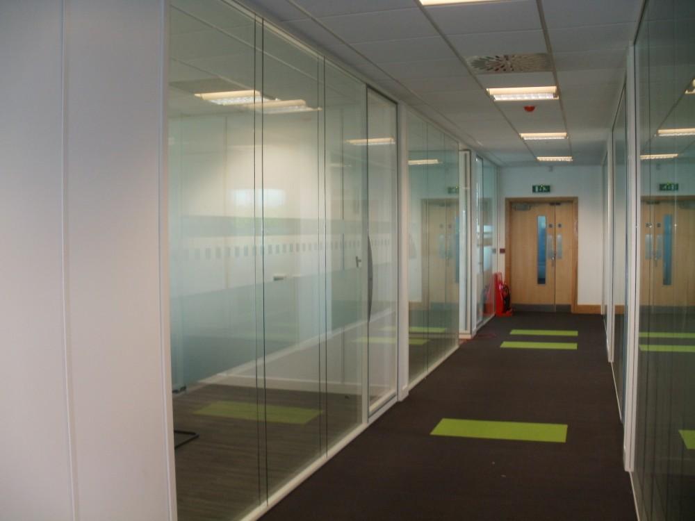Interiors Office Design | Partitioning