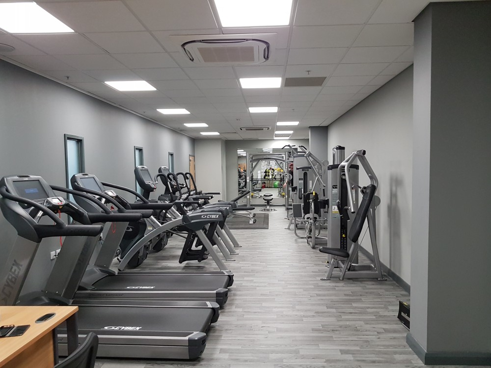 Staff Breakroom Fit-outs | Staff Gym Facilities
