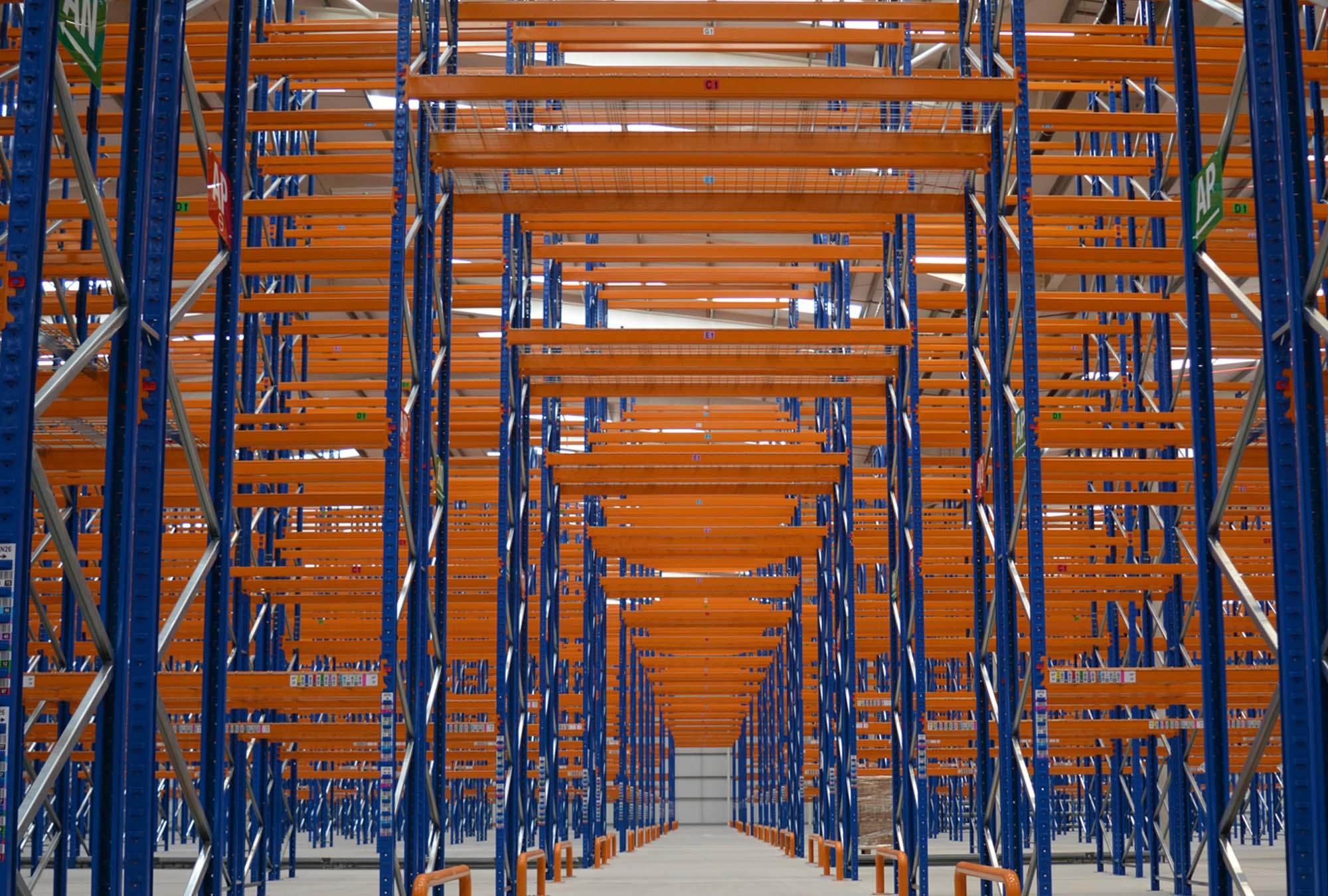 Warehouse Pallet Racking   Warehouse Design & Packing