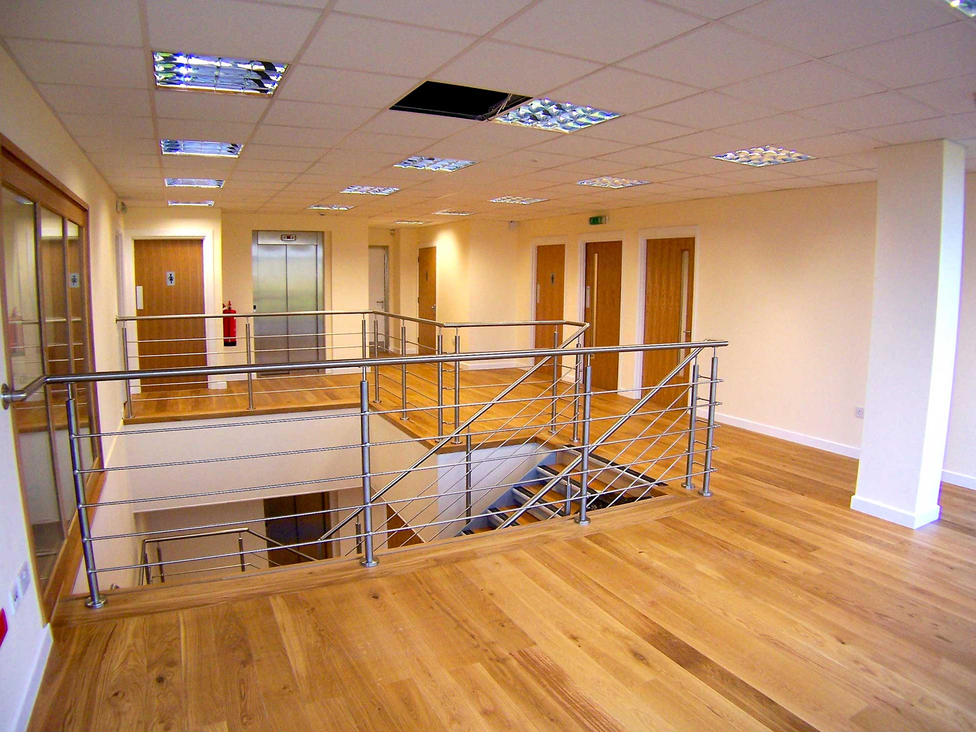 Home - Mezzanine Floor