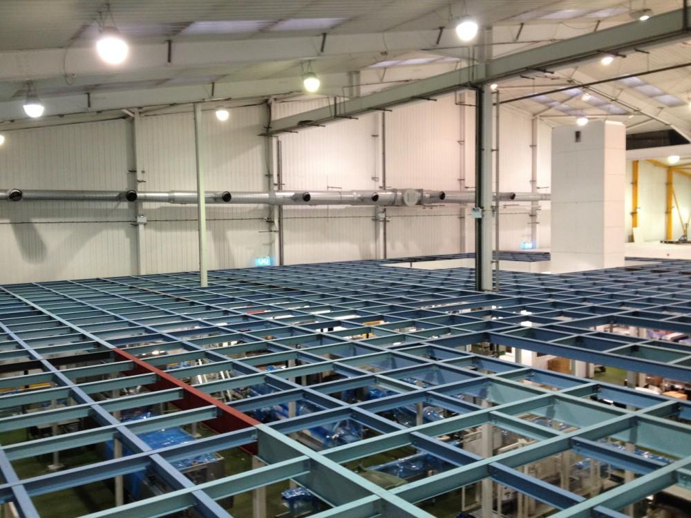 Mezzanine Decks | Mezzanine Flooring