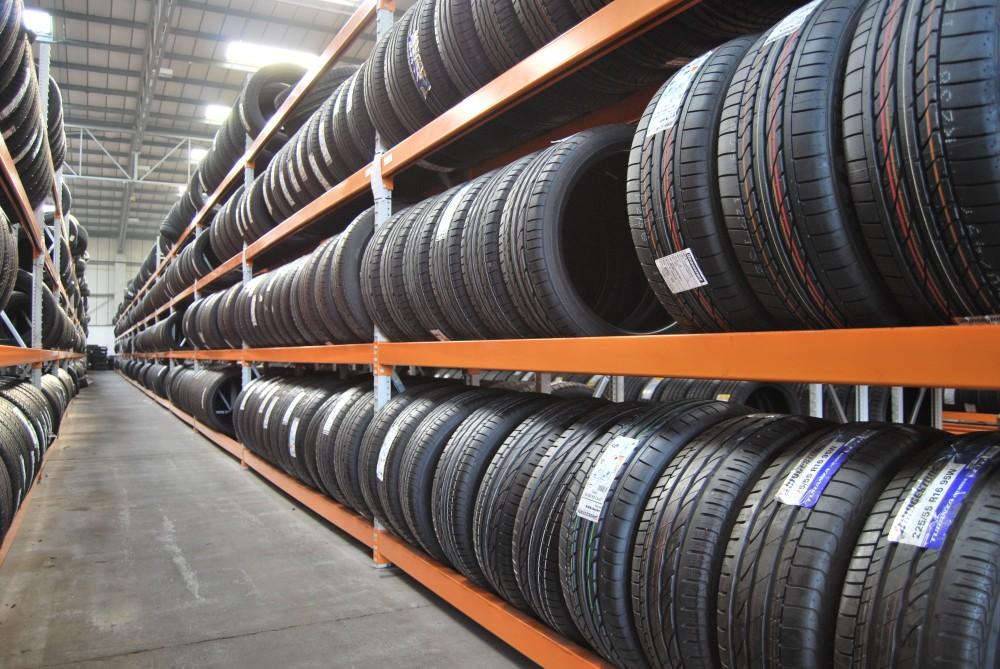 Warehouse Pallet Racking | Tyre Storage