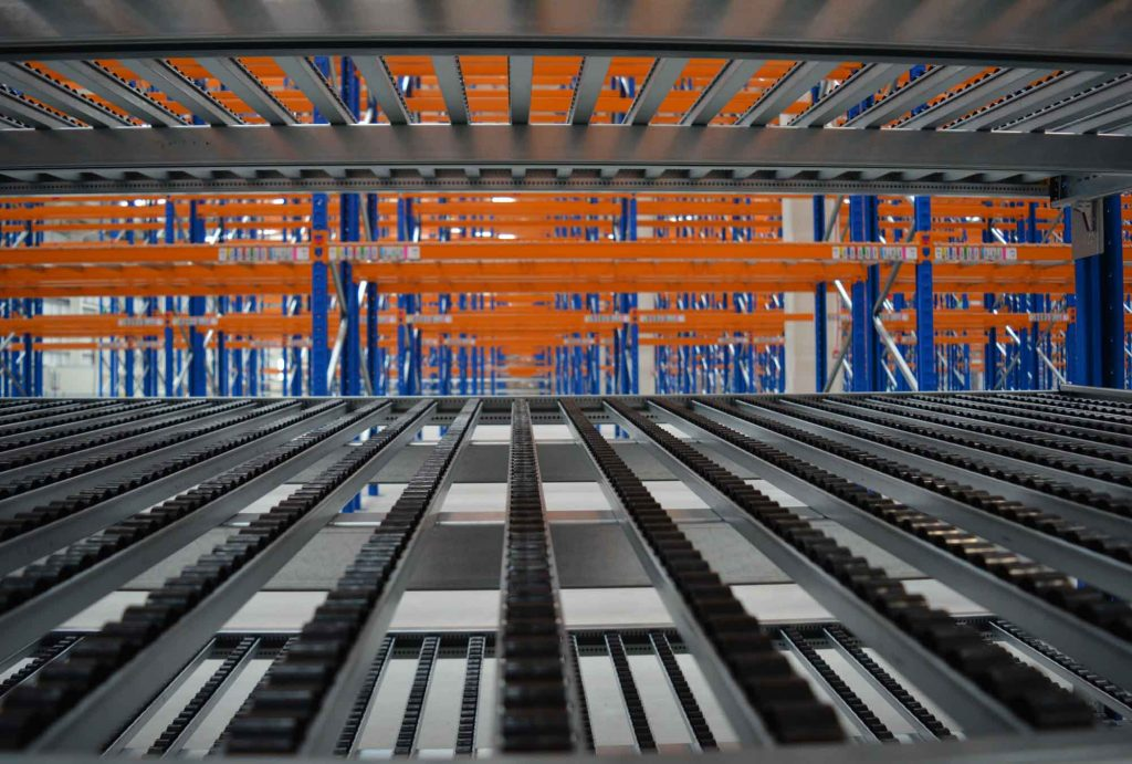 Carton Live Racking Systems