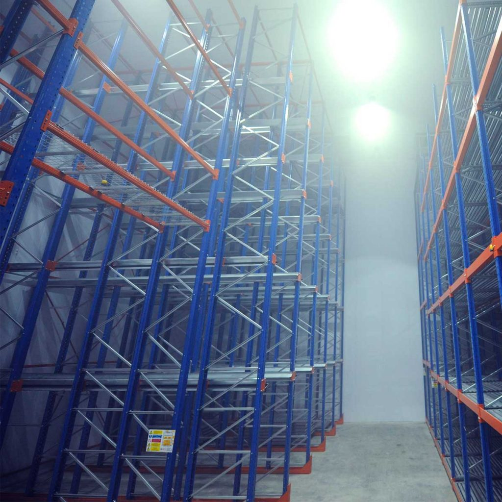 warehouse design & planning, Drive In Racking