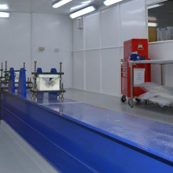 Industrial Interiors and Fit-out Solutions