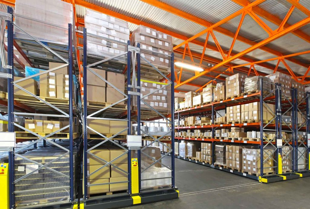 Mobile Pallet Racking for Sale