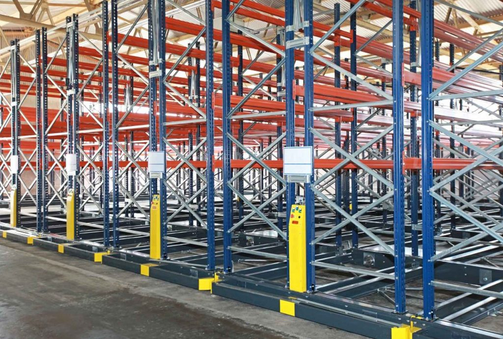 Warehouse Design & Planning, Mobile Pallet Racking for Sale