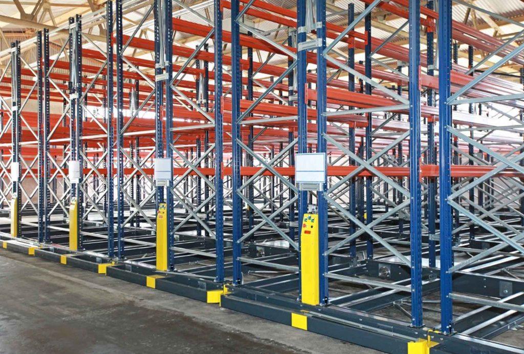 Warehouse Design & Planning, Mobile Pallet Racking for Sale