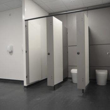 Toilet Facility Refurbishments