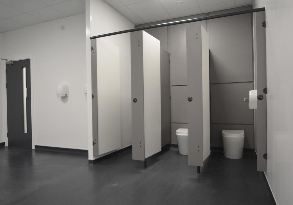 Toilet Facility Refurbishments