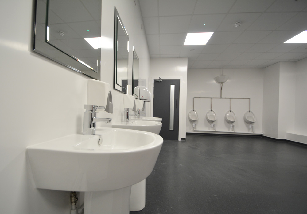 Toilet Facility Fitouts
