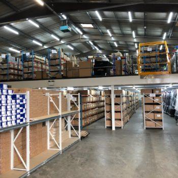 full ecommerce warehouse solutions
