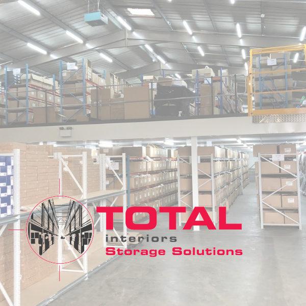 e-commerce warehouse solutions