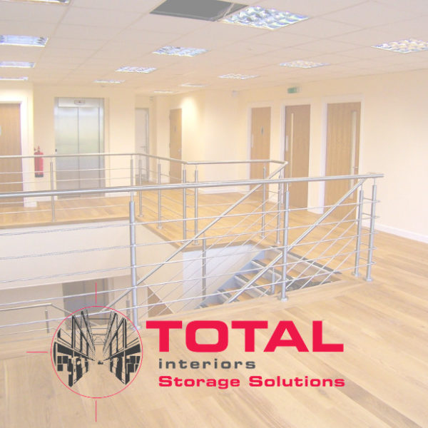 Mezzanine floors for warehouses and offices